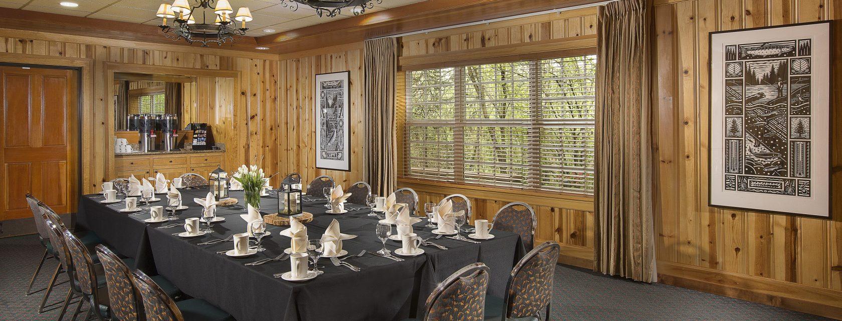 Heathman Meeting Room Menus
