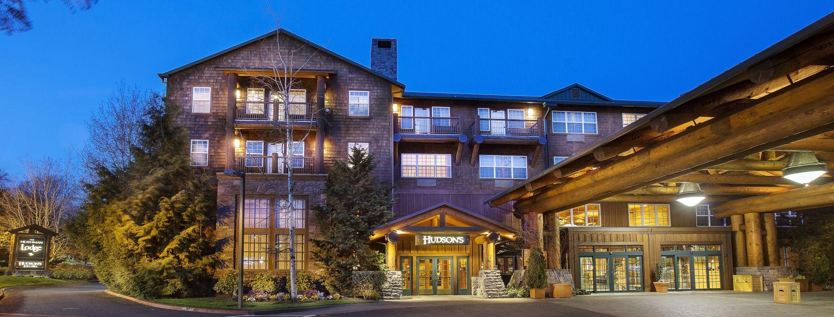 Heathman Hotel Vancouver Restaurant