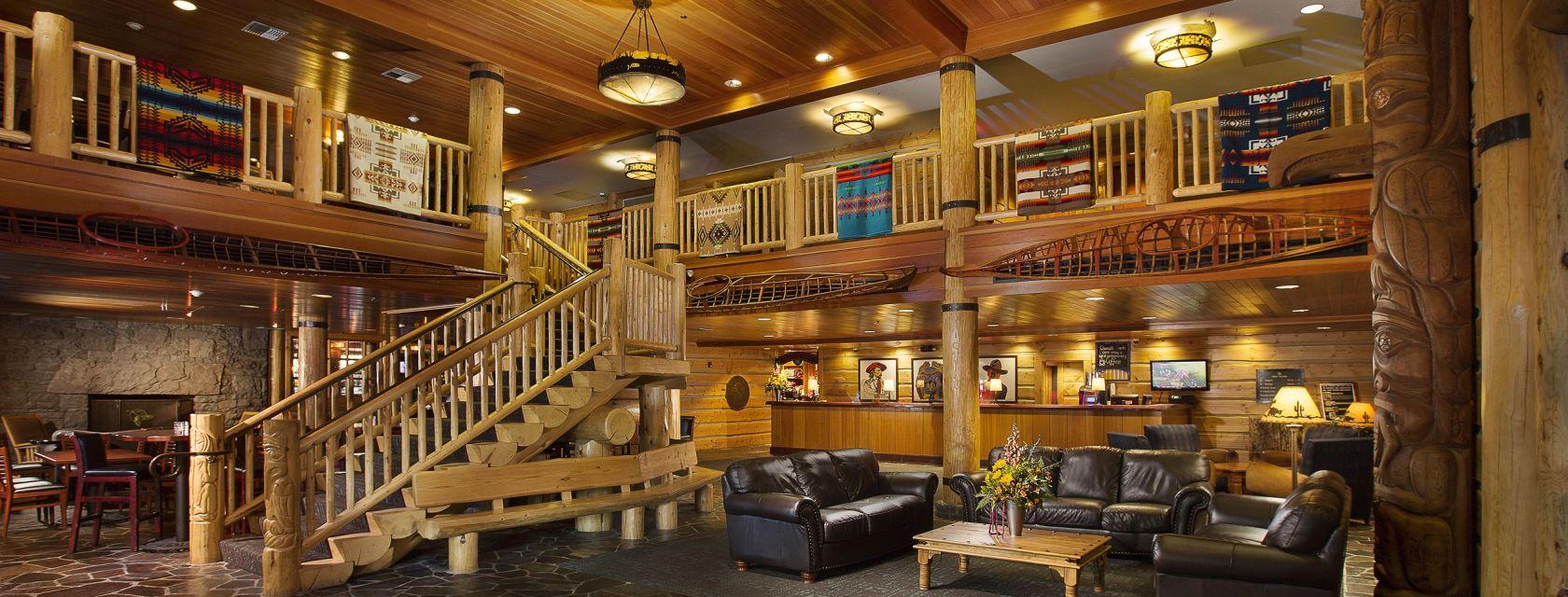 The Historic Heathman Lodge